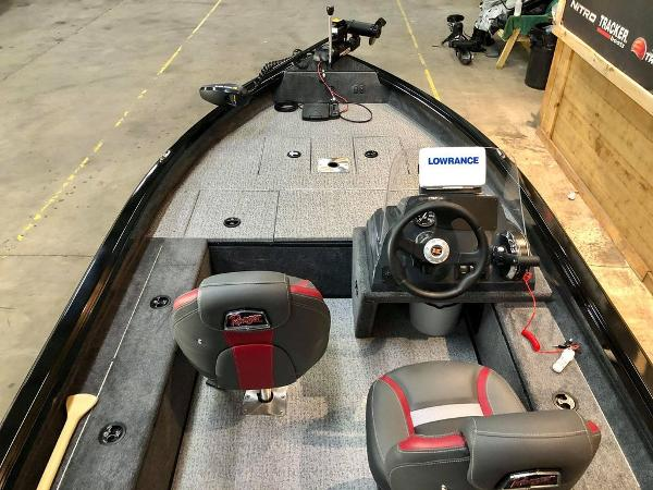 2021 Ranger Boats boat for sale, model of the boat is vs1660sc & Image # 18 of 18
