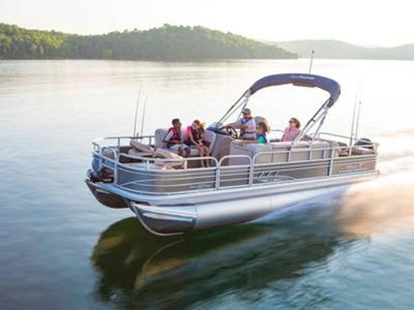 2020 Sun Tracker boat for sale, model of the boat is FISHIN' BARGE® 22 XP3 & Image # 1 of 1