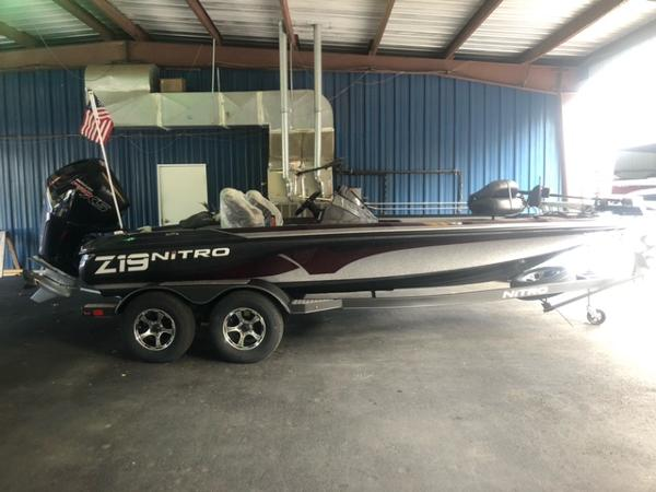 2021 Nitro boat for sale, model of the boat is Z19 Pro & Image # 2 of 3