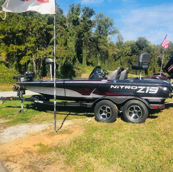 2021 Nitro boat for sale, model of the boat is Z19 Pro & Image # 1 of 3