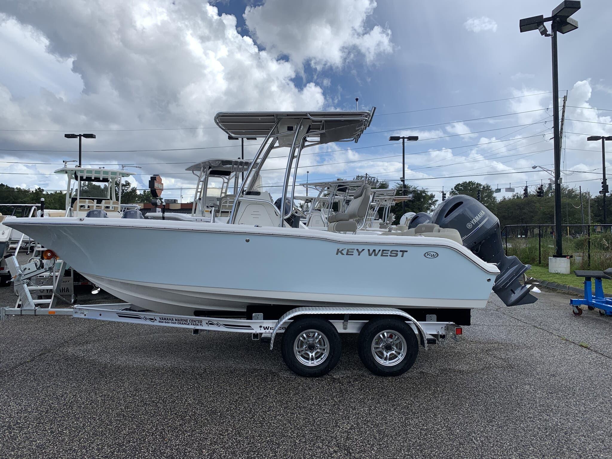 2021 Key West 203FS