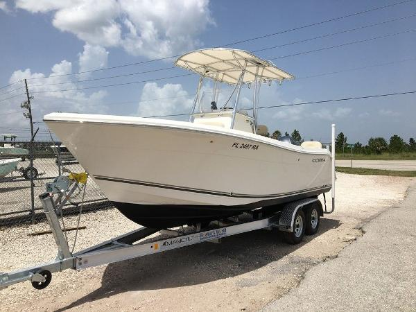 2016 COBIA 217CC for sale
