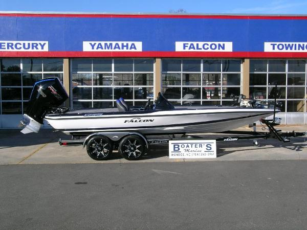 2021 Falcon Boats F21 Tournament Edition thumbnail