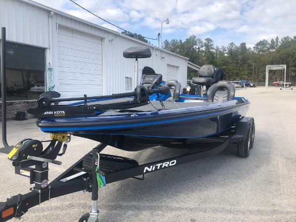 2021 Nitro boat for sale, model of the boat is Z19 & Image # 1 of 33