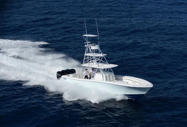 2021 INVINCIBLE 42 Open Fisherman