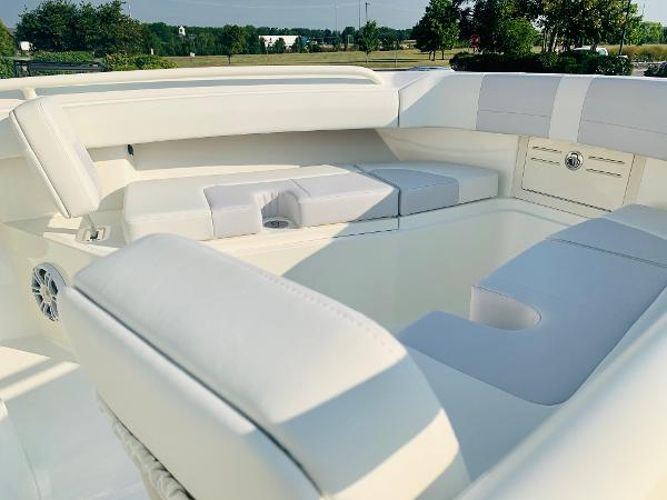 2021 Mako boat for sale, model of the boat is 236 CC & Image # 122 of 123