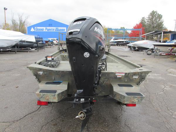 2017 Triton boat for sale, model of the boat is 1860 MVX Sportsman & Image # 6 of 15