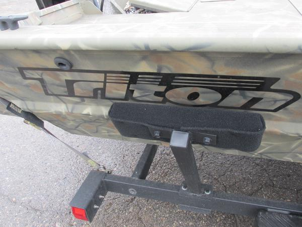 2017 Triton boat for sale, model of the boat is 1860 MVX Sportsman & Image # 14 of 15