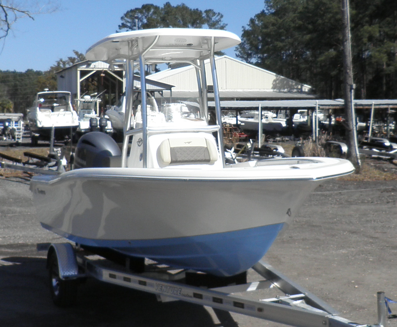 2021 TIDEWATER BOATS 198 CC Adventure