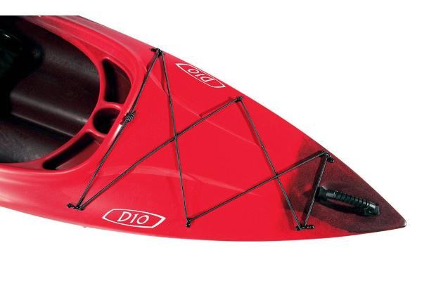 2018 Ascend boat for sale, model of the boat is D10 Sit-In (Red/Black) & Image # 3 of 8