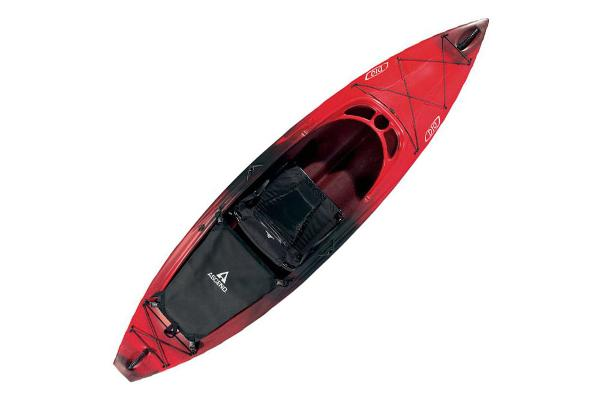 2018 Ascend boat for sale, model of the boat is D10 Sit-In (Red/Black) & Image # 8 of 8