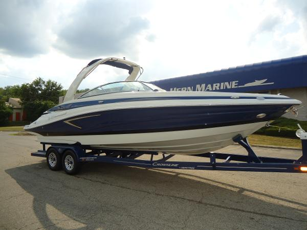 2021 Crownline boat for sale, model of the boat is 280 SS & Image # 1 of 10