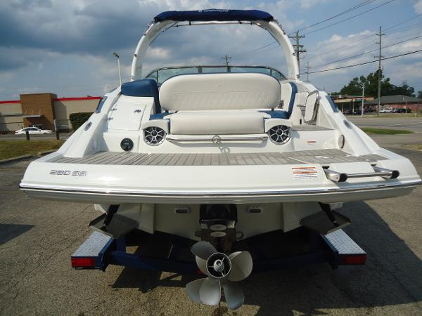 2021 Crownline boat for sale, model of the boat is 280 SS & Image # 3 of 10