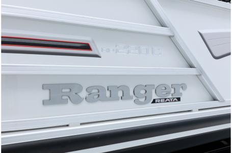 2020 Ranger Boats boat for sale, model of the boat is Reata 220C w/115ELPT 4S CT & Image # 37 of 50