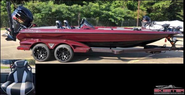 2021 Skeeter boat for sale, model of the boat is FXR20 Apex & Image # 1 of 1