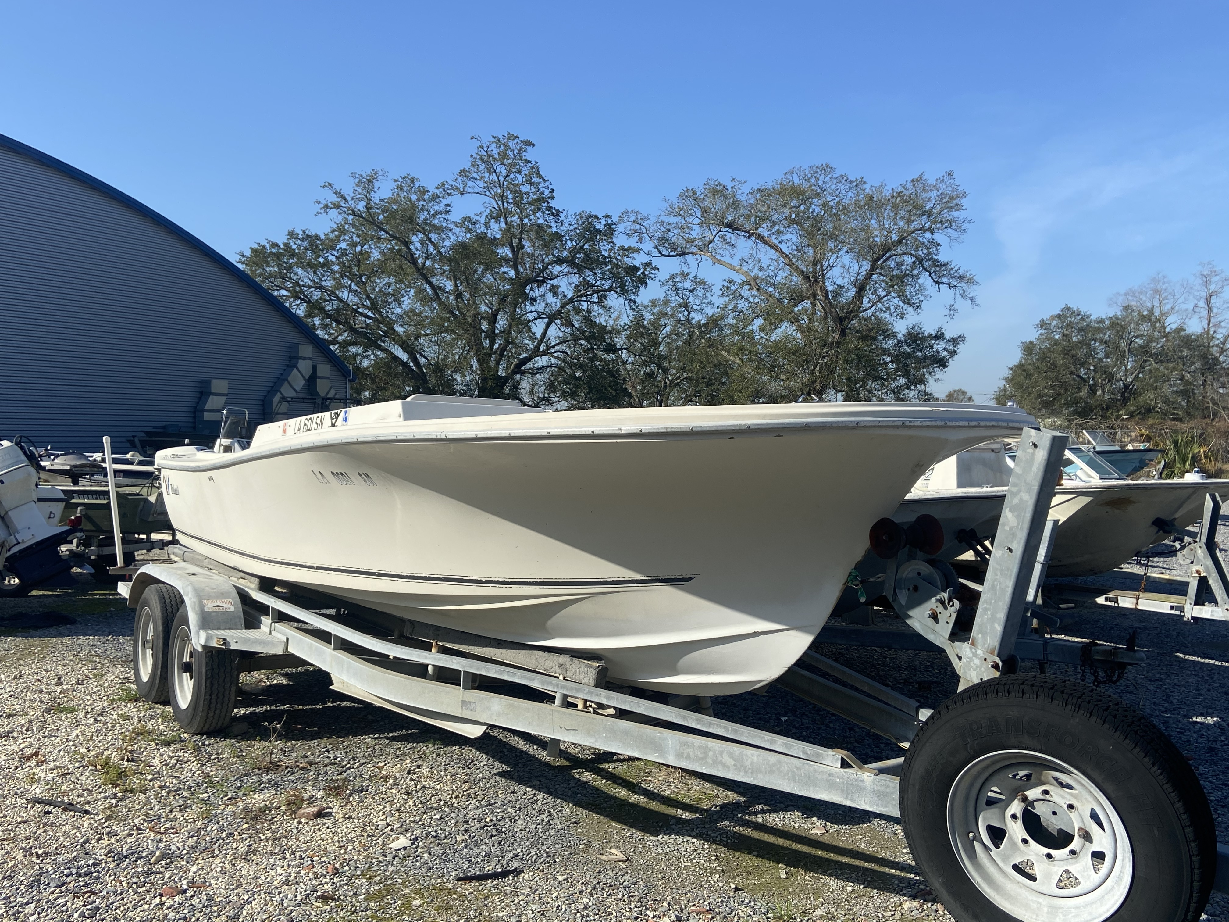1979 Wellcraft boat for sale, model of the boat is Dual & Image # 2 of 5