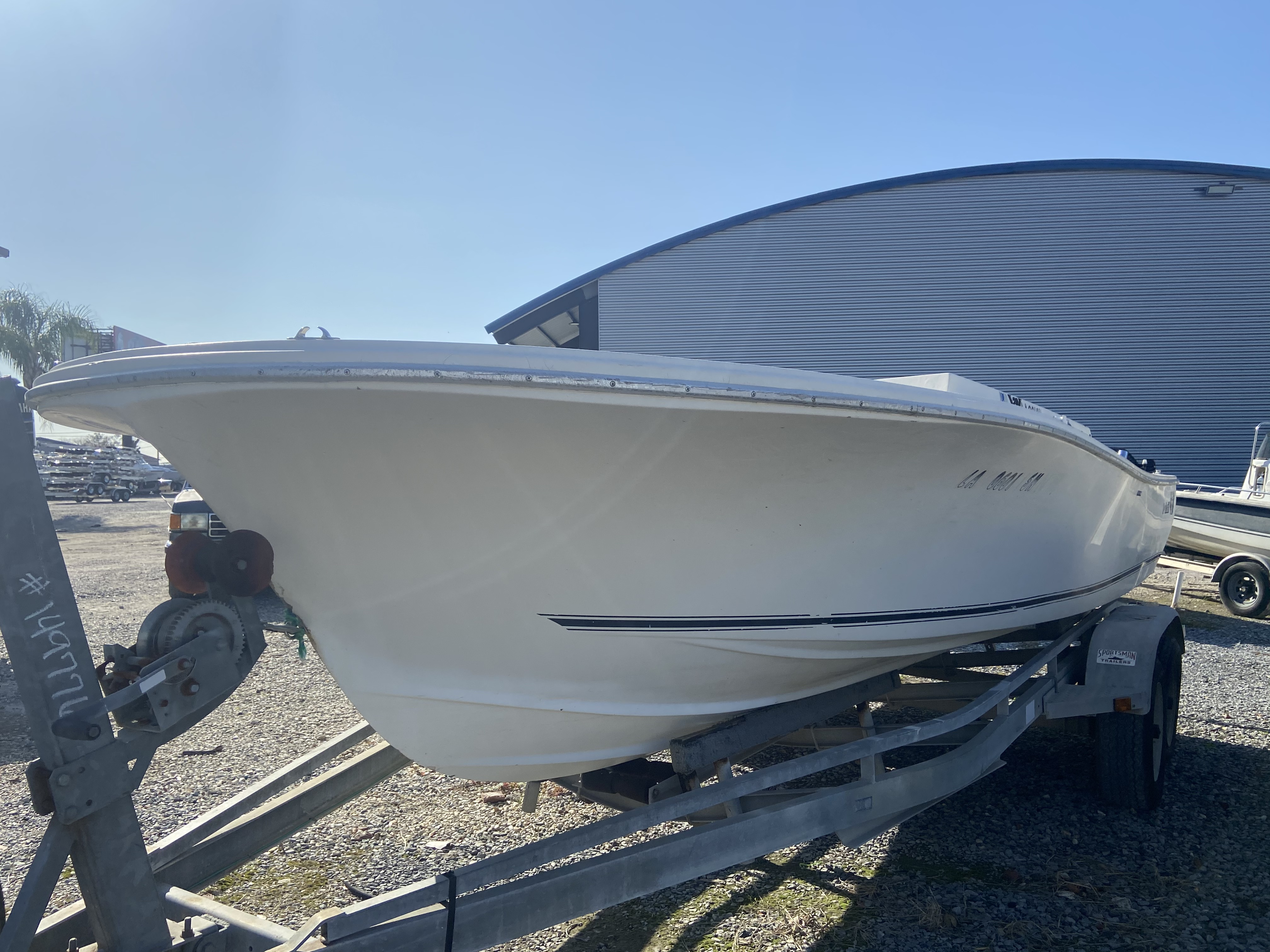 1979 Wellcraft boat for sale, model of the boat is Dual & Image # 3 of 5