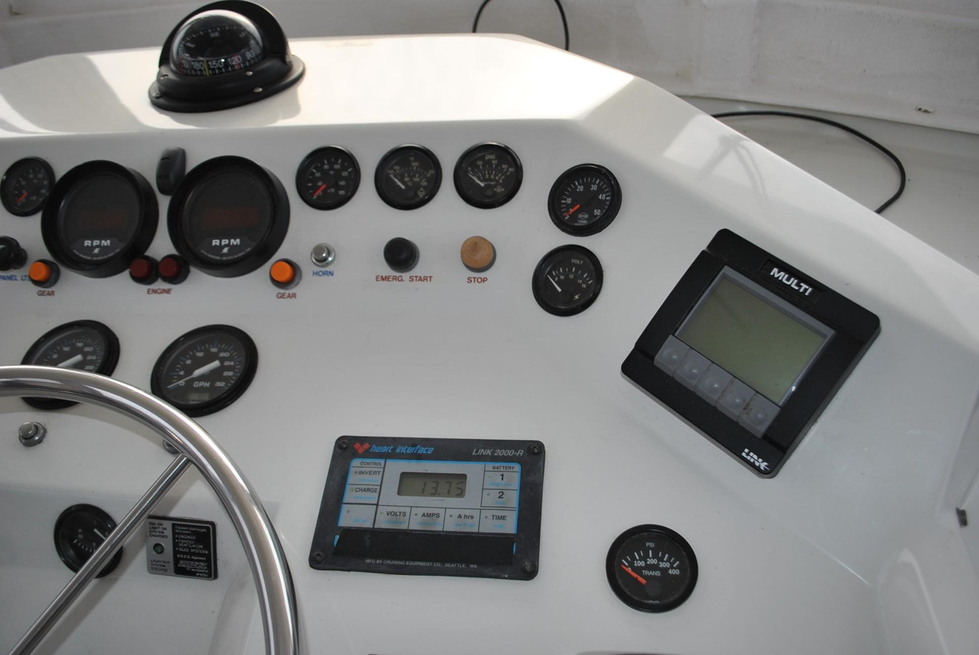 Corsair Pilothouse