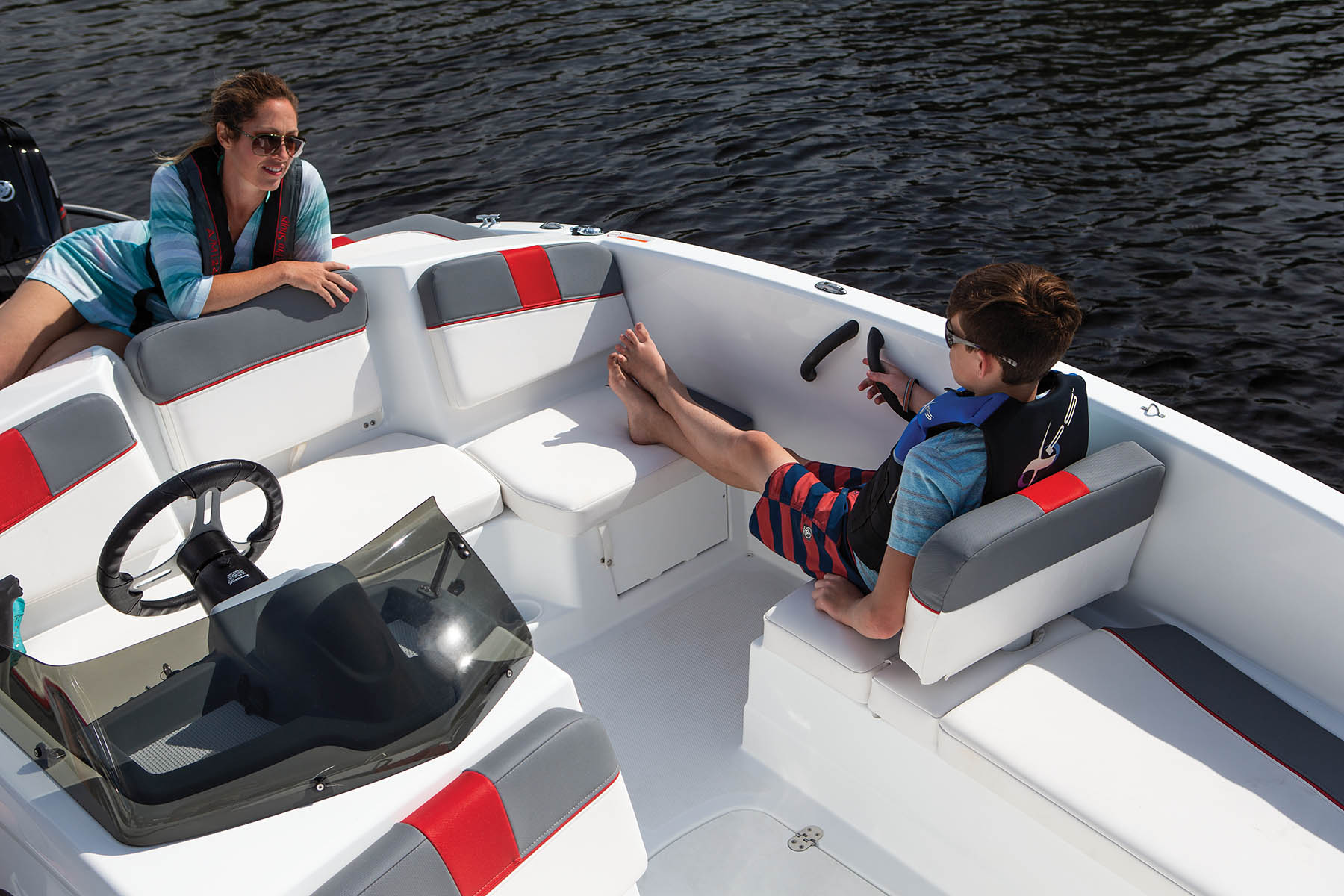 2022 Tahoe boat for sale, model of the boat is T16 & Image # 2 of 18