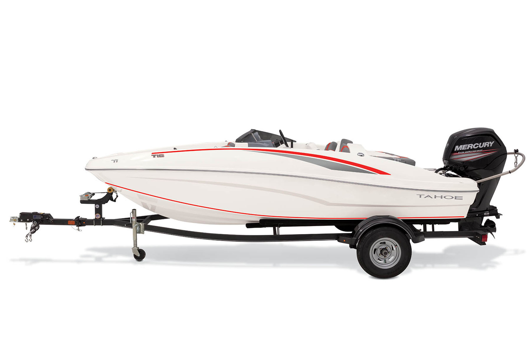 2022 Tahoe boat for sale, model of the boat is T16 & Image # 6 of 18