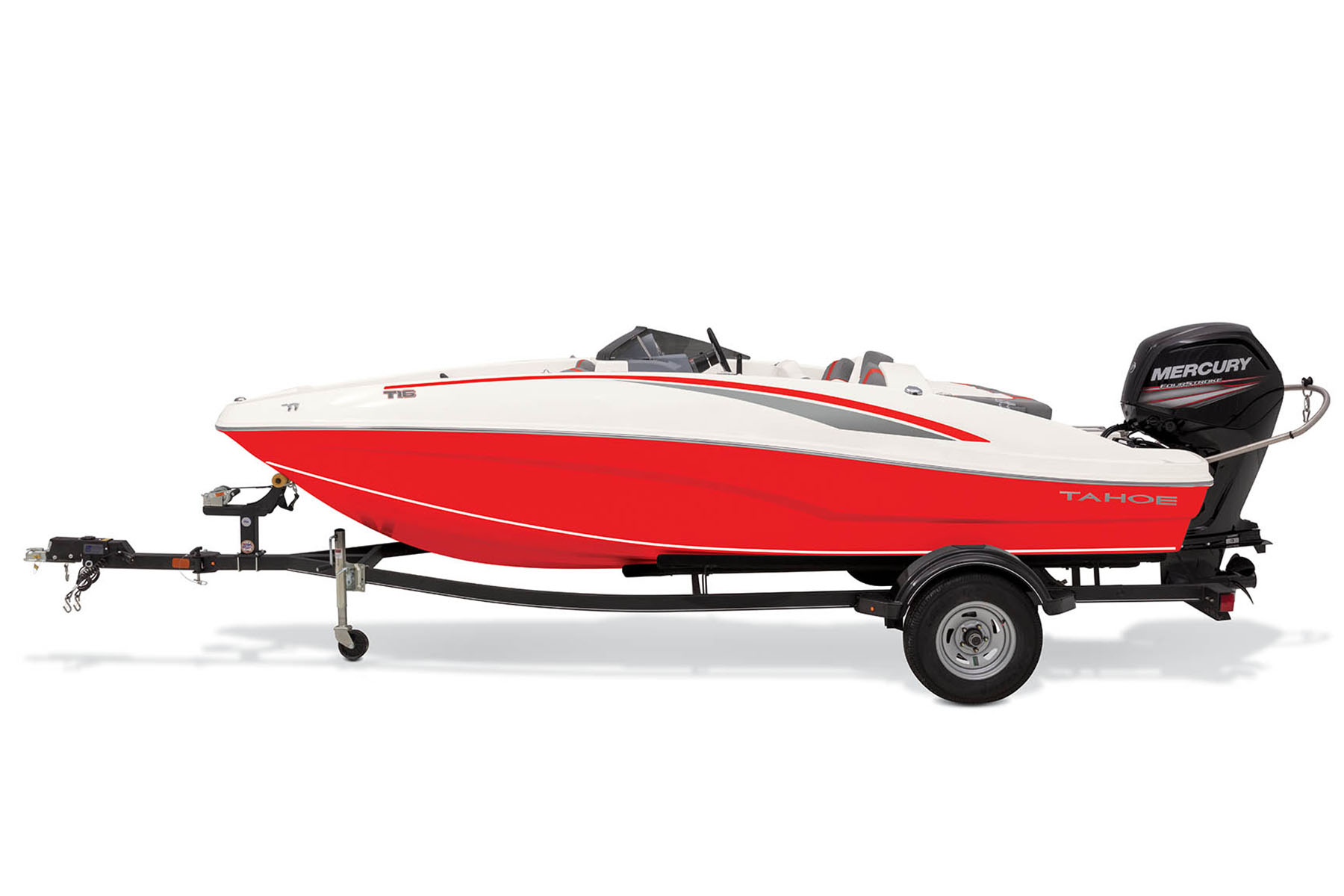 2022 Tahoe boat for sale, model of the boat is T16 & Image # 8 of 18
