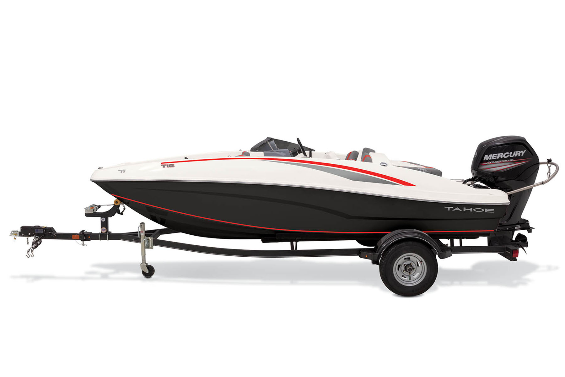 2022 Tahoe boat for sale, model of the boat is T16 & Image # 9 of 18