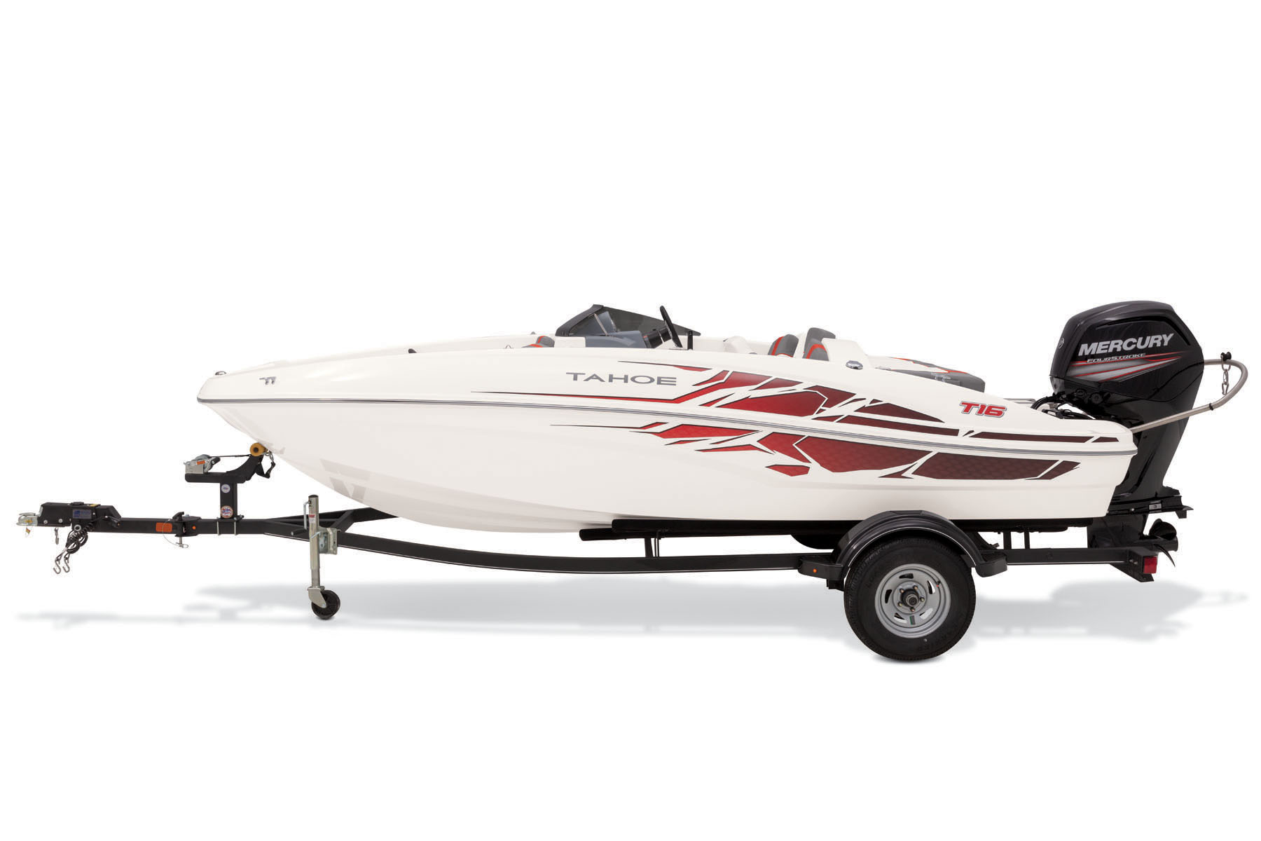 2022 Tahoe boat for sale, model of the boat is T16 & Image # 12 of 18
