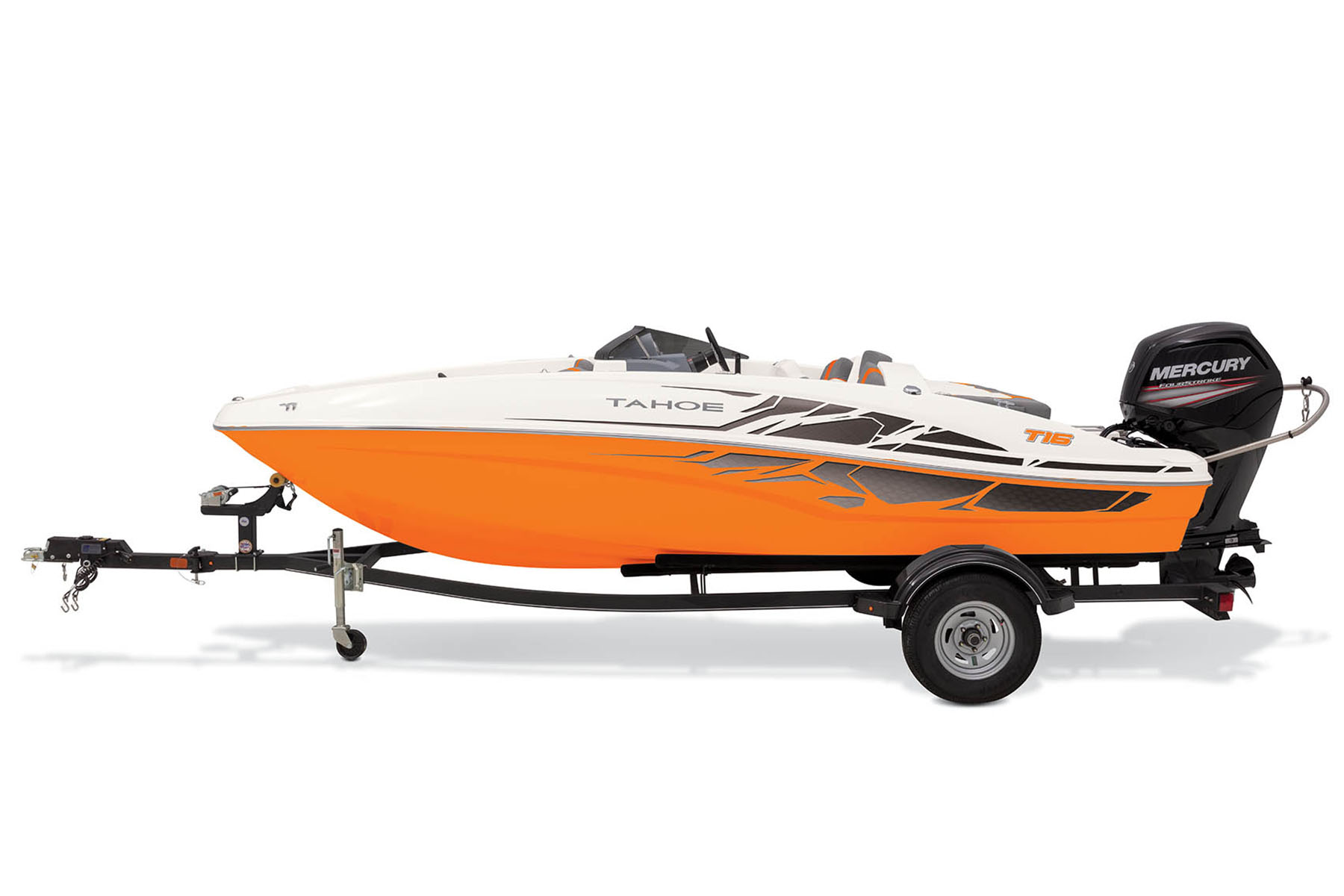 2022 Tahoe boat for sale, model of the boat is T16 & Image # 14 of 18