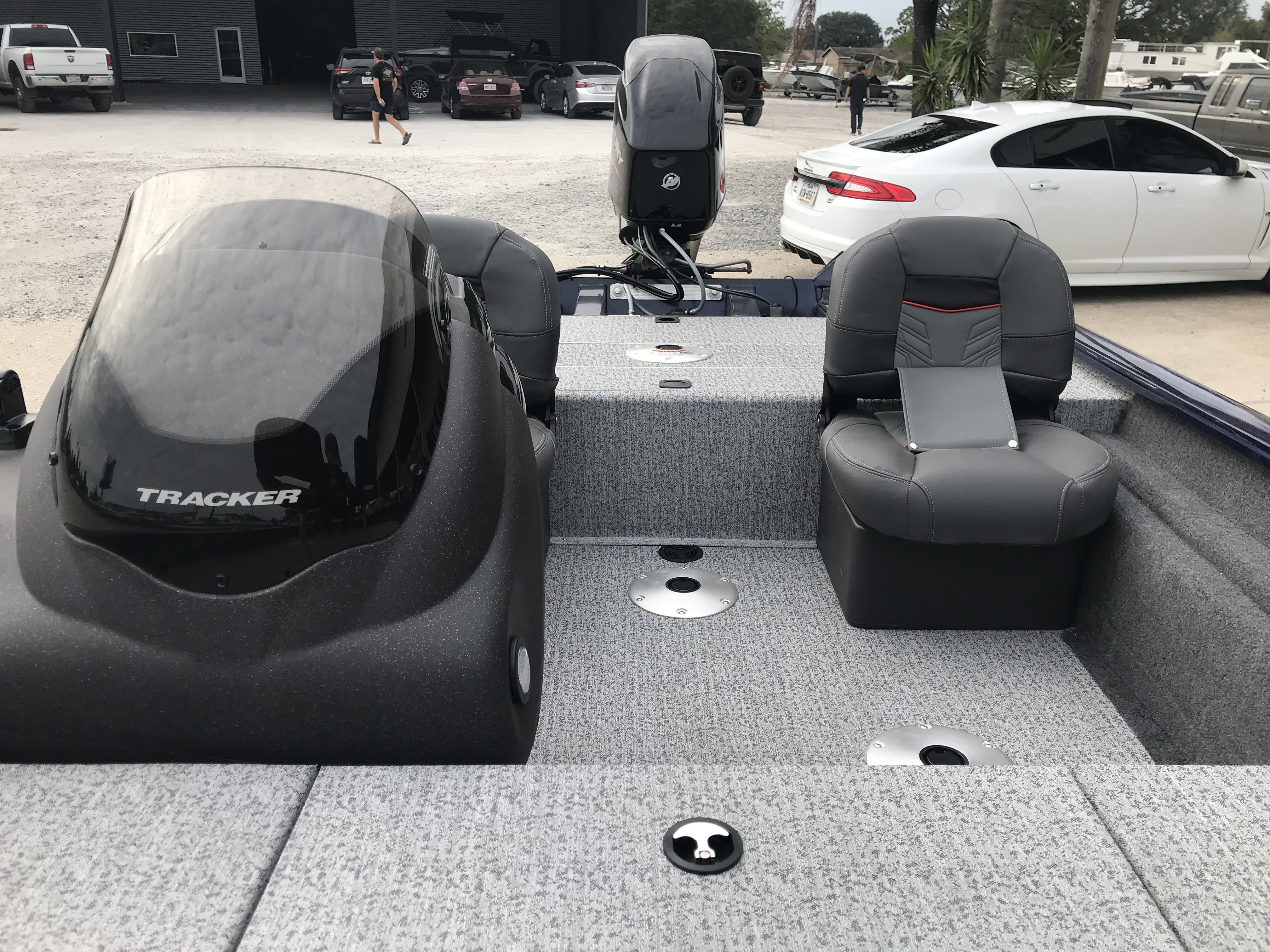 2022 Tracker Boats boat for sale, model of the boat is Pro Team 175 TF & Image # 3 of 9