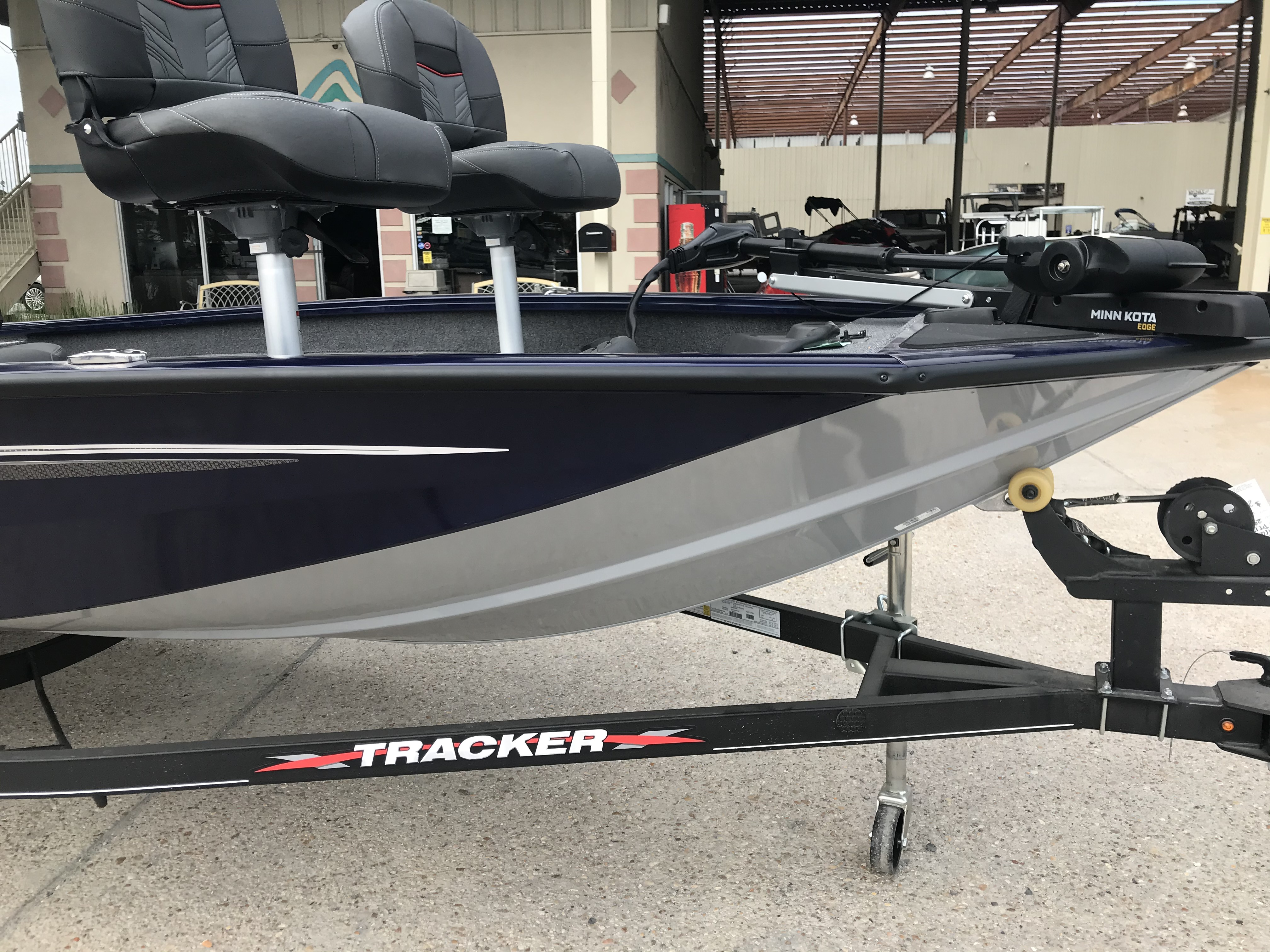 2022 Tracker Boats boat for sale, model of the boat is Pro Team 175 TF & Image # 5 of 9