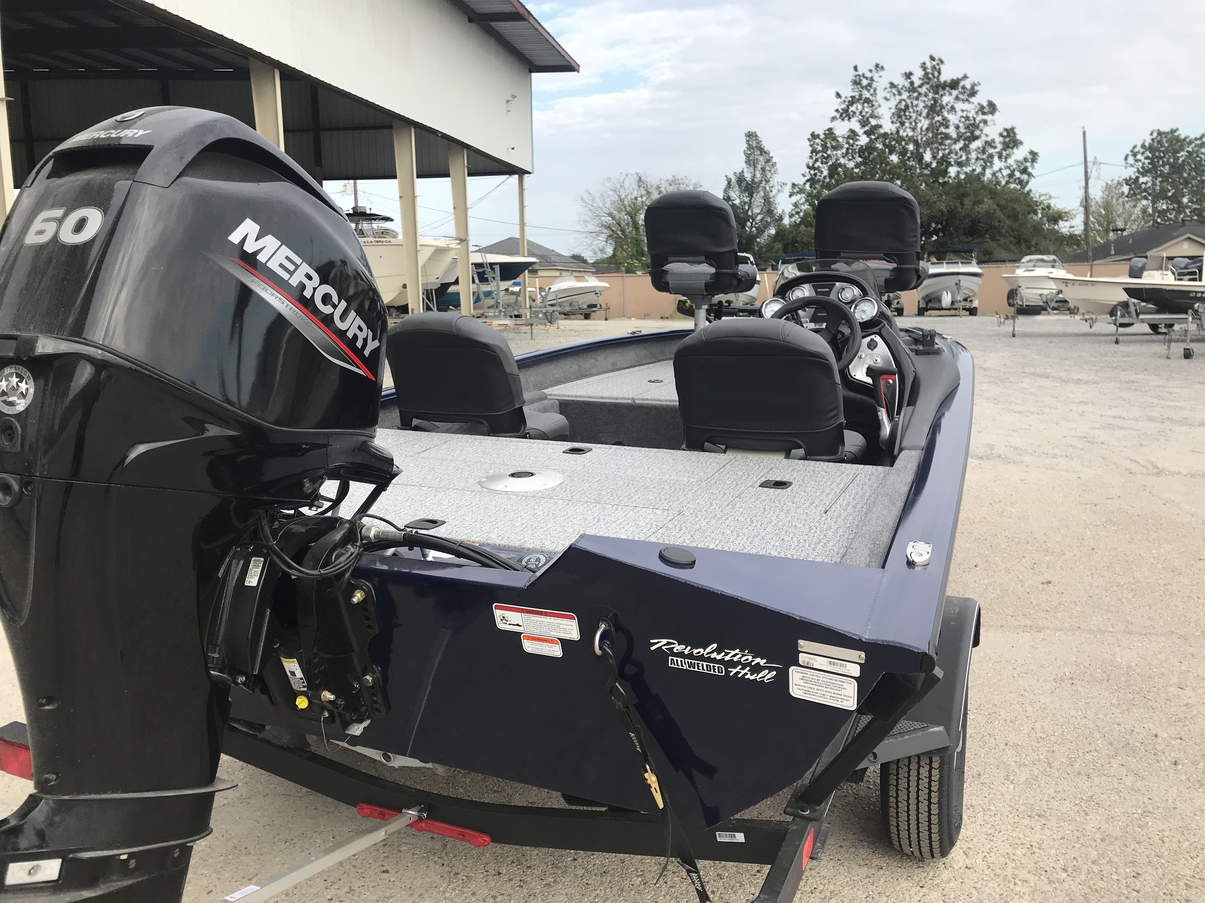 2022 Tracker Boats boat for sale, model of the boat is Pro Team 175 TF & Image # 6 of 9