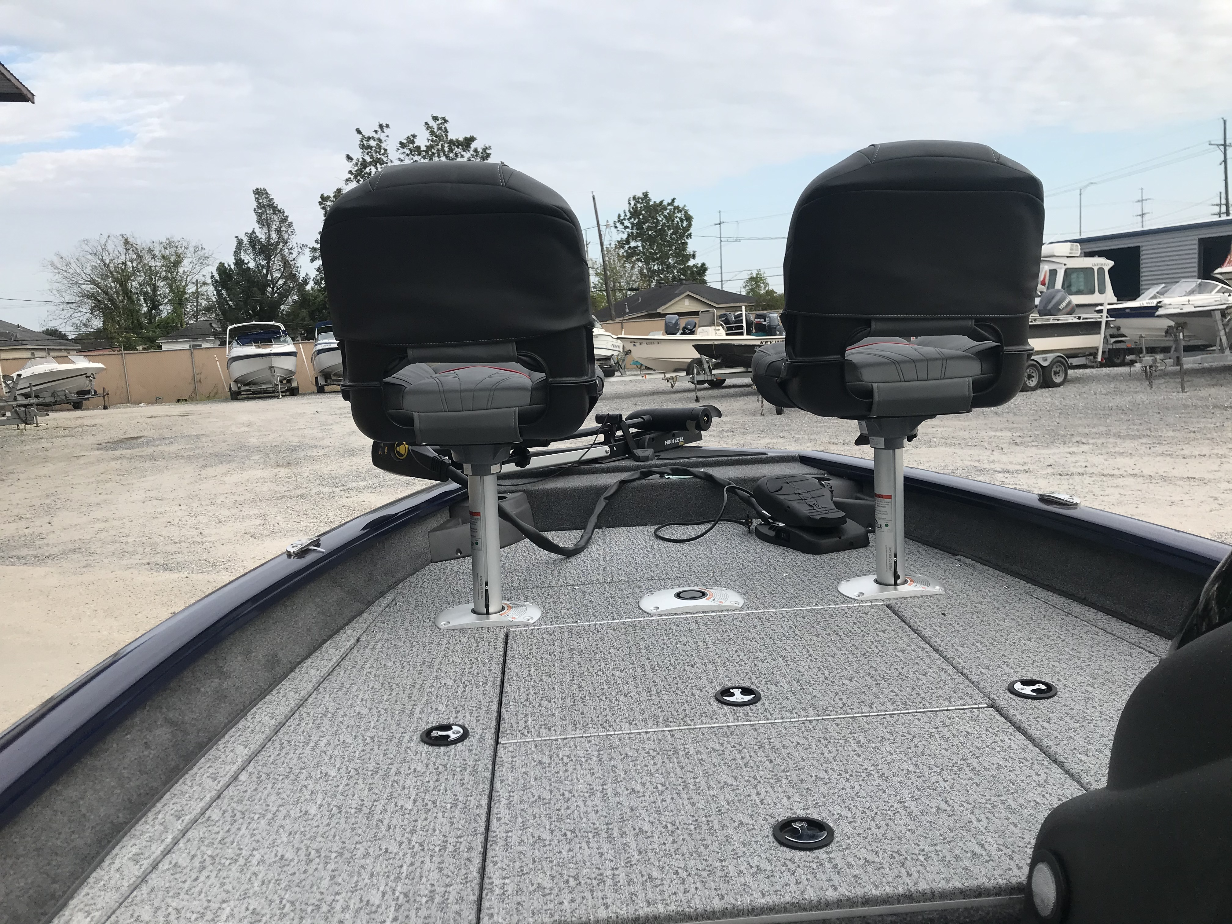 2022 Tracker Boats boat for sale, model of the boat is Pro Team 175 TF & Image # 8 of 9