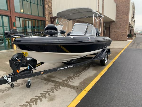 2021 Ranger Boats boat for sale, model of the boat is 1850MS & Image # 2 of 59
