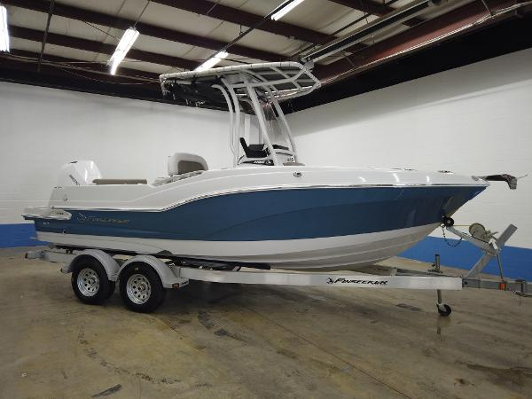 2021 Finseeker boat for sale, model of the boat is 220 CC & Image # 1 of 12