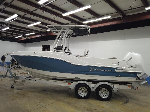 2021 Finseeker boat for sale, model of the boat is 220 CC & Image # 3 of 12