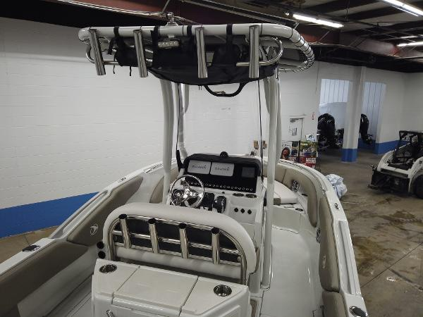 2021 Finseeker boat for sale, model of the boat is 220 CC & Image # 7 of 12