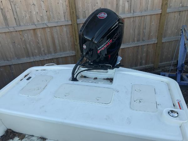 2020 Mako boat for sale, model of the boat is Pro Skiff 19 CC & Image # 15 of 36