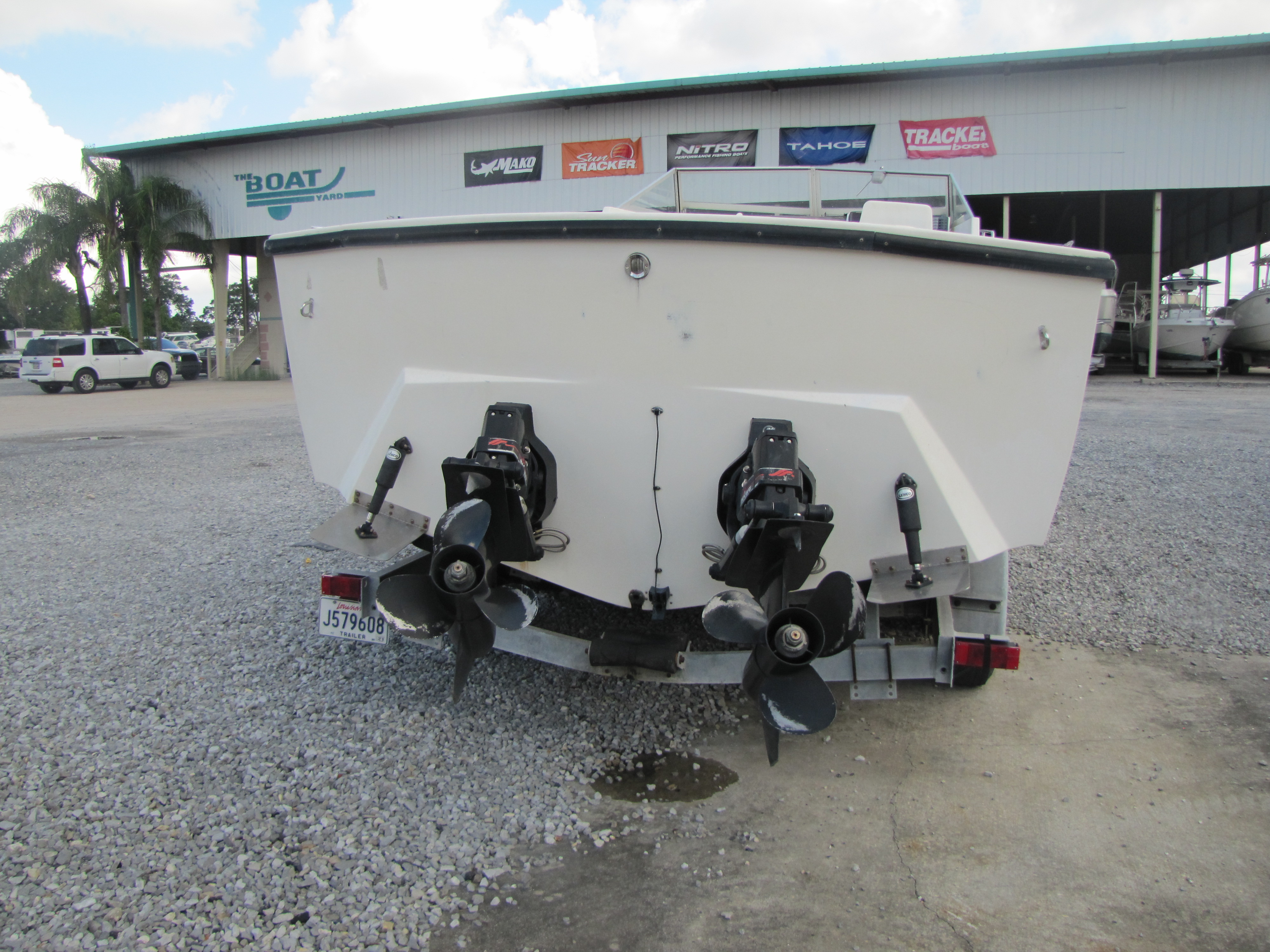 1993 Glen Young boat for sale, model of the boat is 270 & Image # 2 of 16
