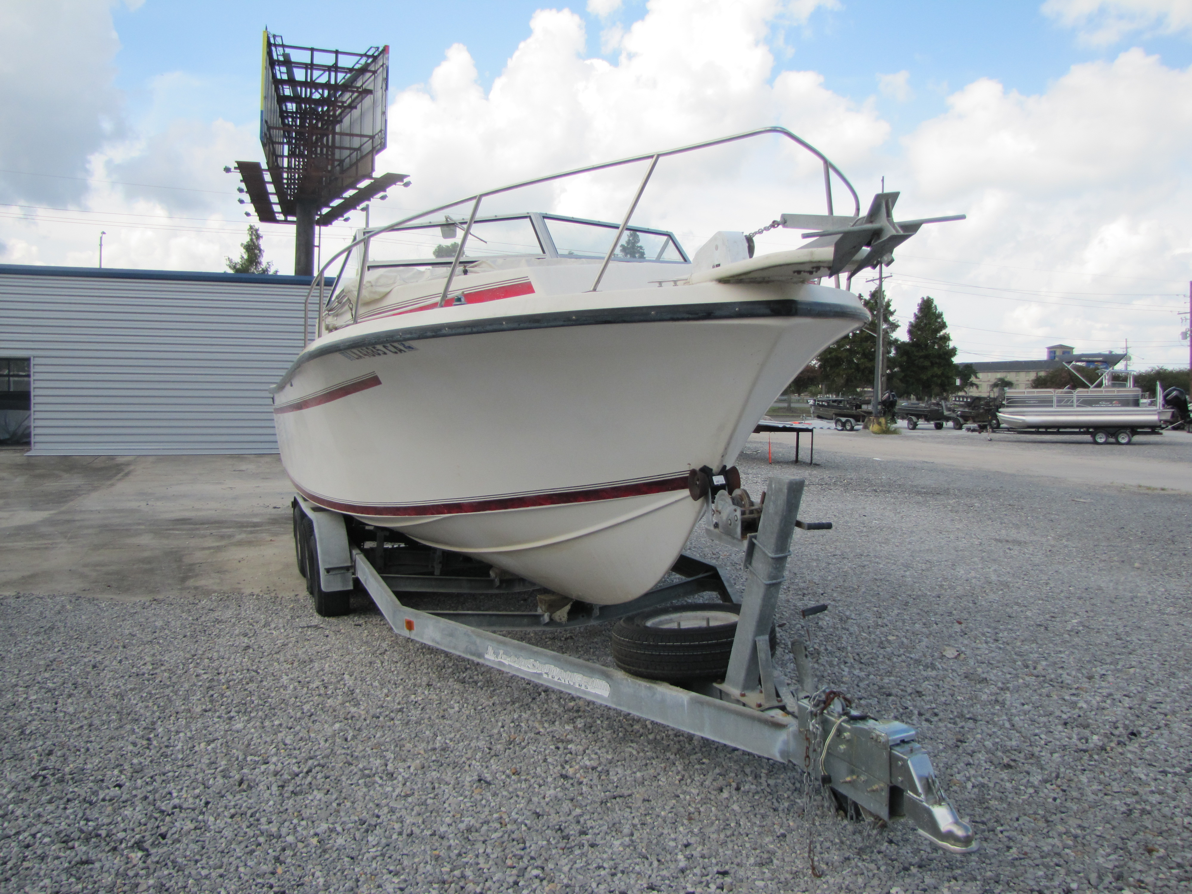 1993 Glen Young boat for sale, model of the boat is 270 & Image # 5 of 16