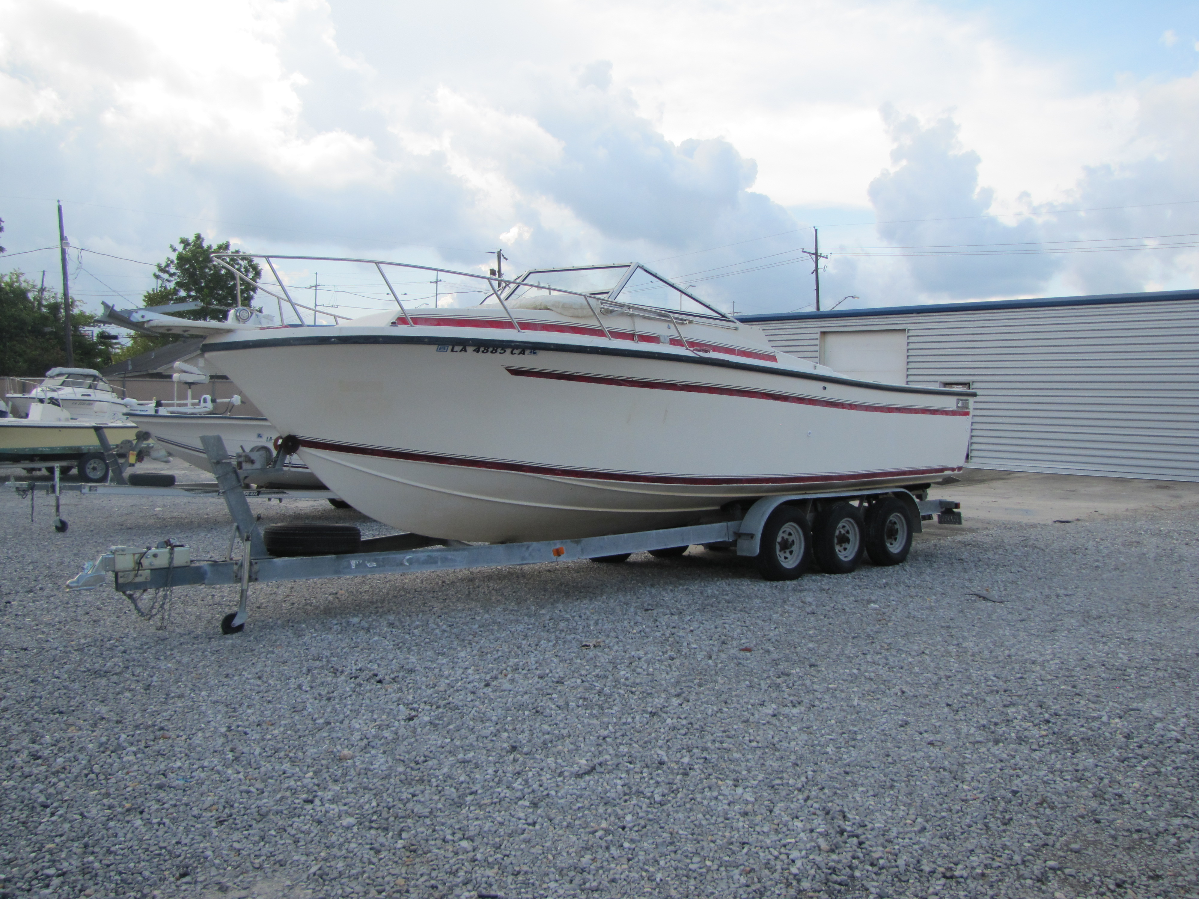 1993 Glen Young boat for sale, model of the boat is 270 & Image # 1 of 16