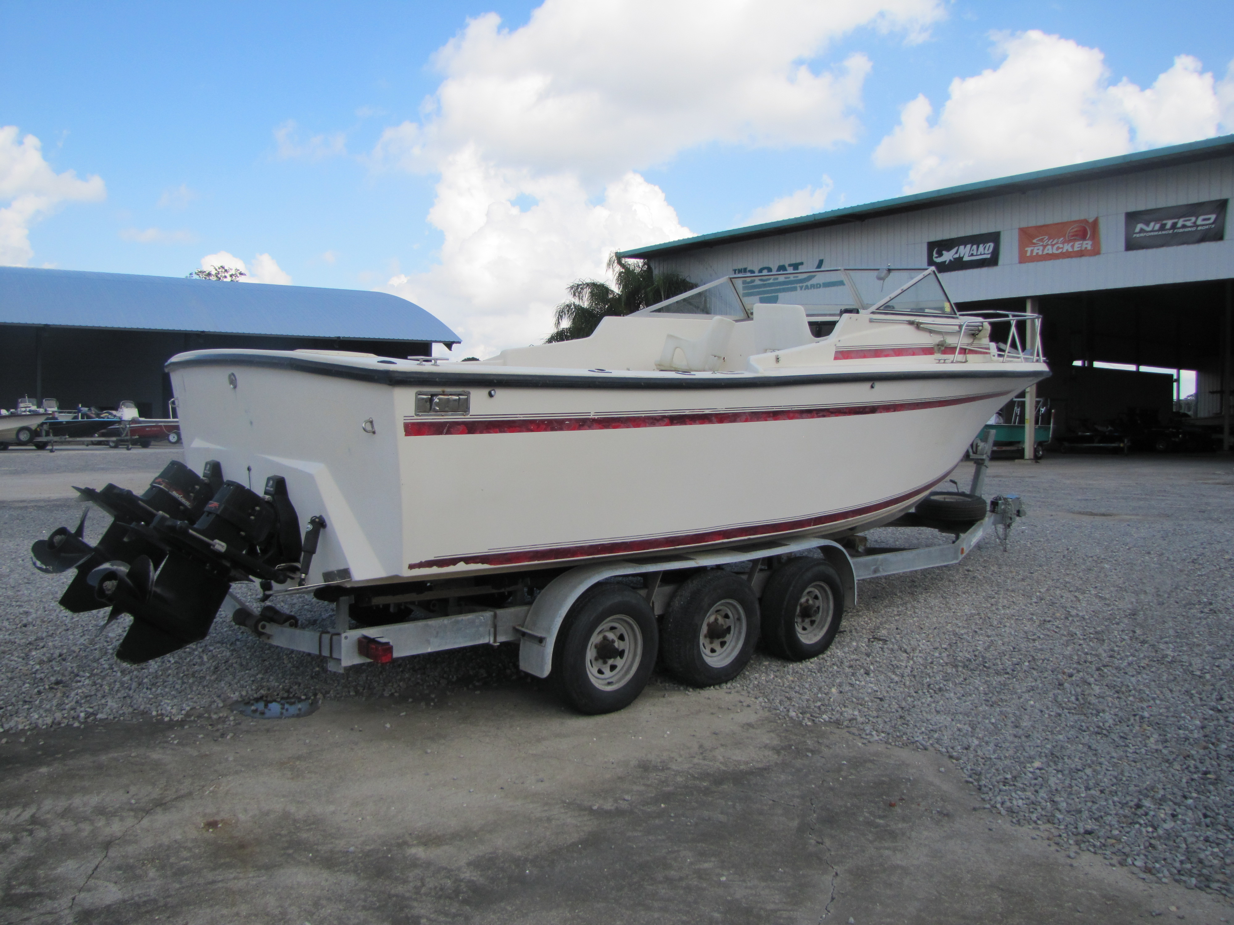 1993 Glen Young boat for sale, model of the boat is 270 & Image # 10 of 16