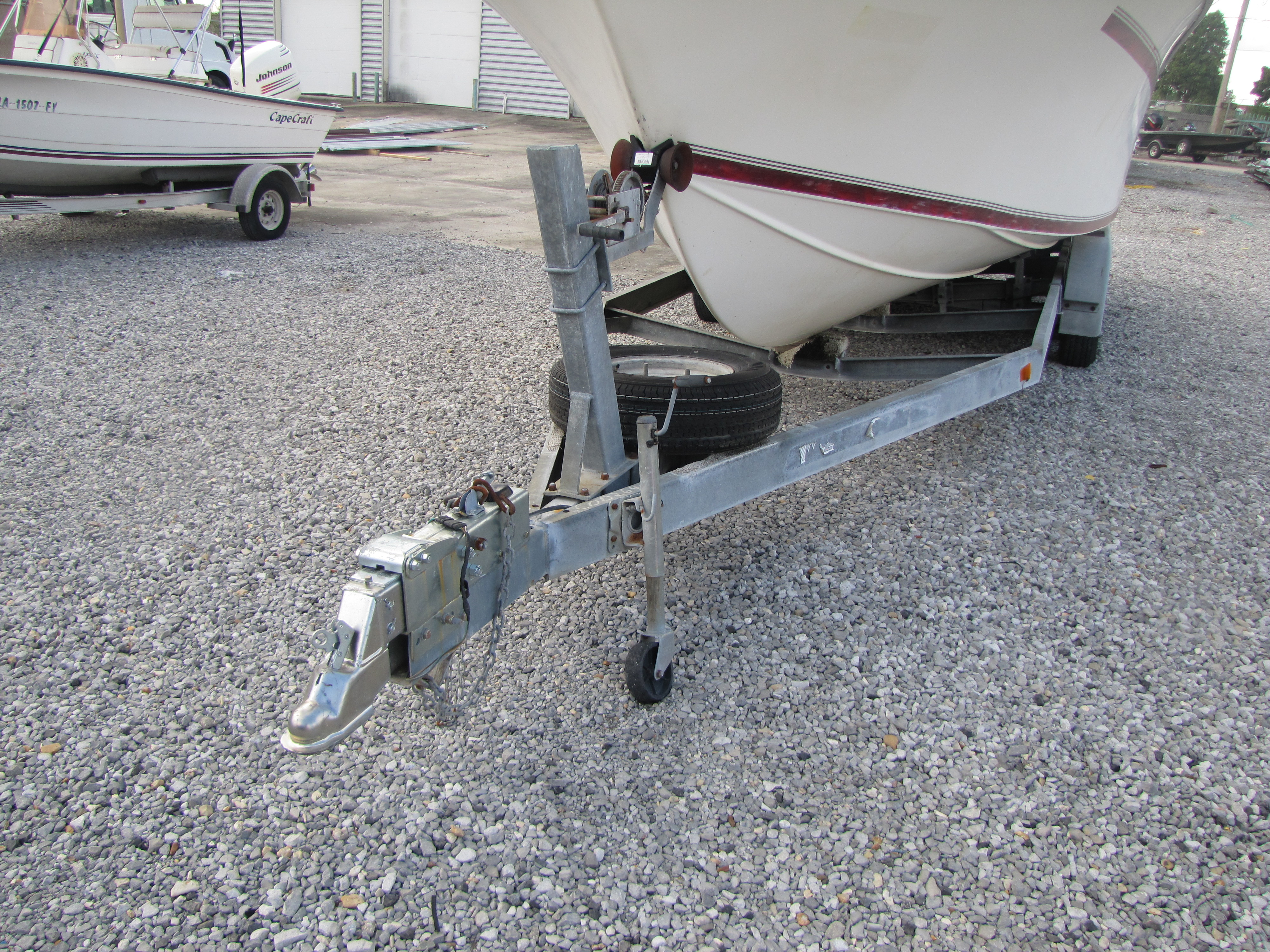 1993 Glen Young boat for sale, model of the boat is 270 & Image # 12 of 16