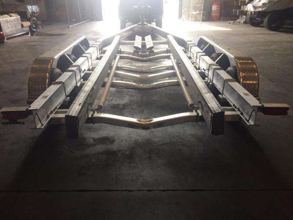 2022 Venture COM-10800 Aluminum Triple Torsion Axle