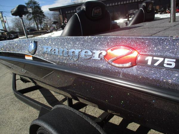 2021 Ranger Boats boat for sale, model of the boat is Z175 & Image # 5 of 16
