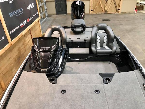 2020 Nitro boat for sale, model of the boat is Z19 & Image # 13 of 18