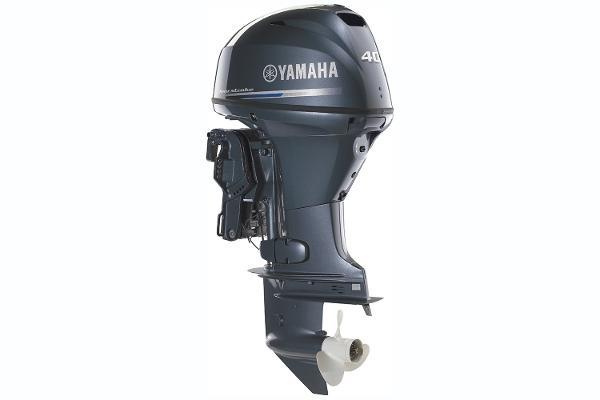 2021 YAMAHA F40 image