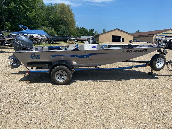 2011 G3 BOATS EAGLE 178 PANFISH for sale