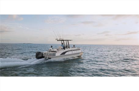 2021 Bennington boat for sale, model of the boat is 20 SFX & Image # 13 of 21