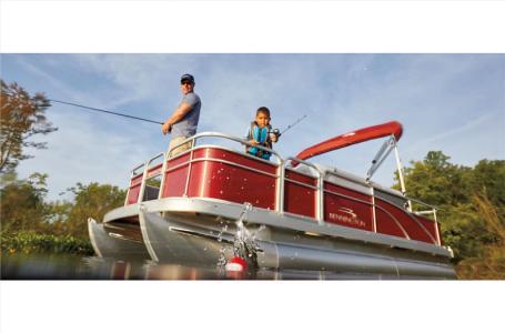 2021 Bennington boat for sale, model of the boat is 20 SVF & Image # 1 of 24