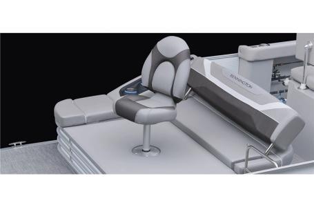 2021 Bennington boat for sale, model of the boat is 20 SLX & Image # 15 of 21